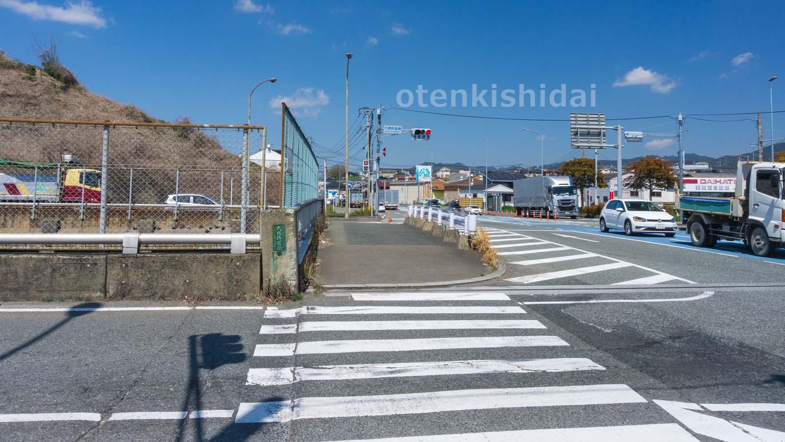 交差点のイメージ